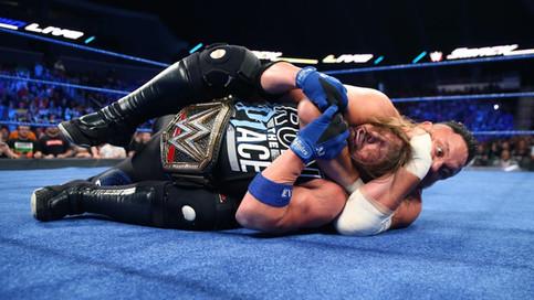 SmackDown LIVE: Styles vs. Joe en SummmerSlam; Regresa The Bar; Bryan engañado por Miz & Mrs y m