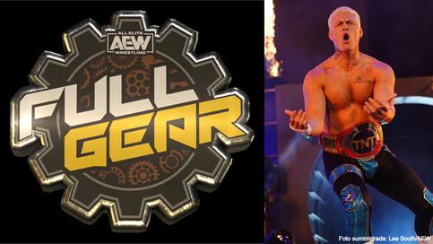 AEW: Resumen de conferencia de prensa con Cody sobre Full Gear; Eddie Kingston en Contralona (VIDEO)