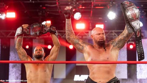 IMPACT Wrestling: Cambian de manos los campeonatos en pareja y femenino en TURNING POINT