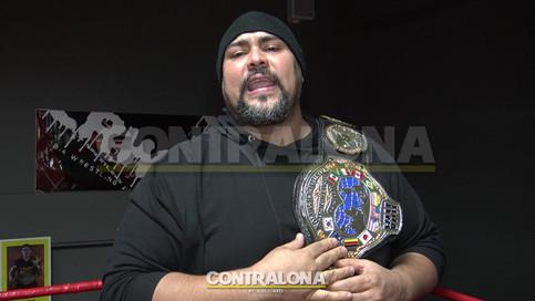 ÚLTIMA HORA: Mr. Big revela que quiere enfrentarse al Campeón Universal de WWC, Gilbert (VIDEO)