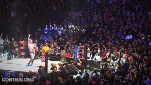 G1 Supercard: Taven se corona NUEVO Campeón de ROH; Okada se corona NUEVO Campeón Peso Completo de I