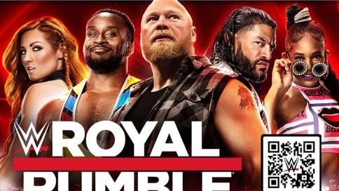 WWE a celebrar Royal Rumble 2022 en la ciudad de St. Louis