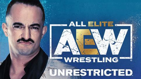 Peter Avalon en el podcast AEW Unrestricted (AUDIO)