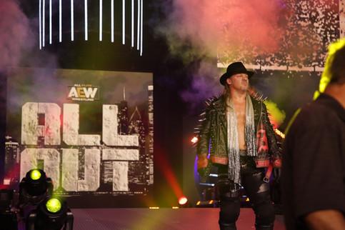 All Elite Wrestling obtiene otra victoria en la lucha libre profesional con el evento ALL OUT (FOTOS