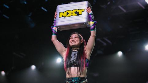 NXT: Io Shirai se convierte en la primer contendiente al título femenino; Ciampa vs. Gargano y más