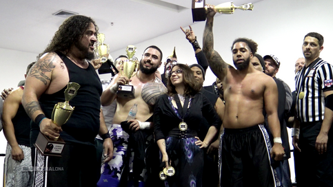 WXW: Afa Jr y Maluta ganan torneo Wild Samoan; Afa es atacado; Apolo Sr, Jr y Beast vs. Nazareno, Fa