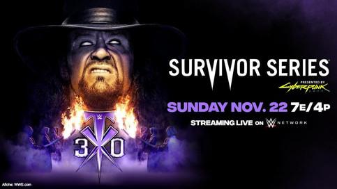 WWE: El último adiós de Undertaker pautado para Survivor Series