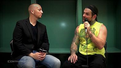 Jeff Hardy en ContralonaTV.