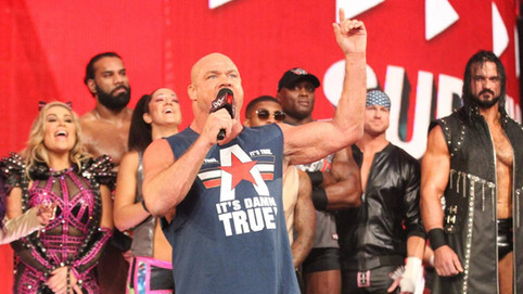Notas de RAW: Se confirman integrantes para Survivor Series; NUEVOS Campeones en Pareja; Angle en ac