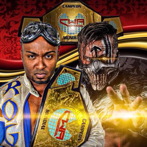 OFICIAL: Star Roger vs. Mecha Wolf será una lucha IRON MAN; Dynamite hace aparición en CWA Aguas Bue