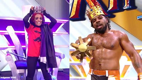 MÁS QUE MERECIDOS: Zelina Vega y Xavier Woods se convierten en los nuevos reyes de WWE