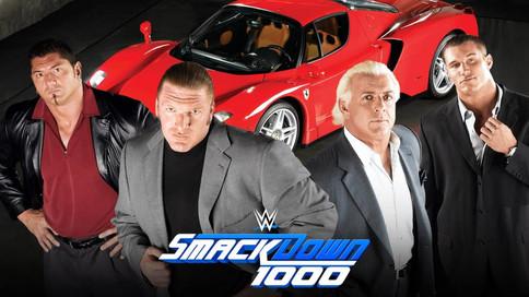 Evolution regresa para celebrar la edición 1,000 de WWE SmackDown