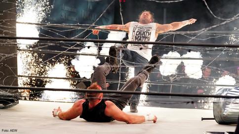 AEW Revolution: Omega vence a Moxley; Christian Cage firma con la empresa y más