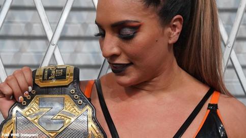 Histórica noche uno de NXT TakeOver: Stand & Deliver; Raquel González es la nueva campeona femenina