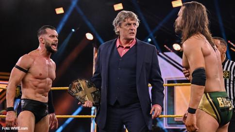 Y el NUEVO Campeón de NXT lo es...