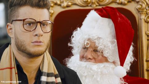 """AEW a recrear escenas icónicas de """"A Christmas Story"""" en maratón navideño de TNT y TBS (VIDEO)"""