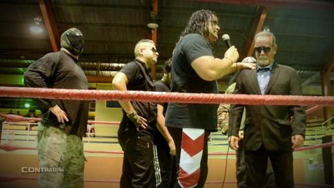 WWC: Llegan Khaos y Abaddon a la empresa; Starr regresa como miembro honorífico de El Sindicato