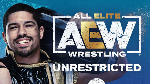 Anthony Bowens en el podcast AEW Unrestricted (AUDIO)