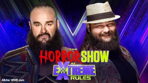 THE HORROR SHOW: ¿Cuán extremo será el próximo evento de WWE?