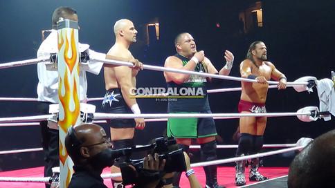 La razón por la que Adam Pearce podía haber luchado ante Roman Reigns por el título universal de WWE