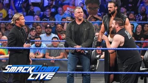Notas de SmackDown LIVE: Owens le tira con todo a Ziggler, Kingston cara a cara con Joe (VIDEOS)