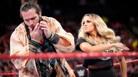 RAW: Renuncia Owens; Regresa Trish Stratus; Encuentros confirmados para Hell In A Cell (VIDEOS)