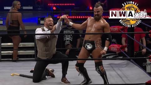 DEDOS QUEBRADOS: Marty Scurll vs. Nick Aldis por el Campeonato Mundial de NWA