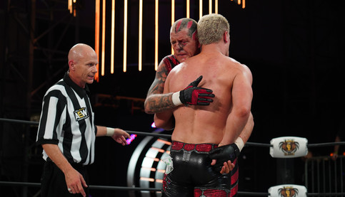 AEW sigue refrescando la industria de la lucha libre con Fight For The Fallen (FOTOS)