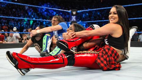SmackDown LIVE: Continúa la guerra entre Bryan/Brie y Miz/Maryse; Styles ataca a Joe; Se confirman m