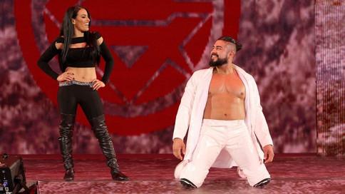 SmackDown LIVE: Nuevos encuentros para Money In The Bank; Debuta Andrade Cien Almas; Siguen las clas