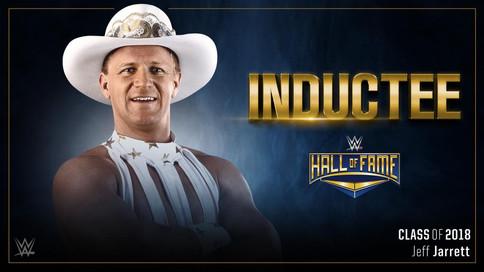 ULTIMA HORA: Jeff Jarrett se une a los integrantes del Salón de la Fama de la WWE