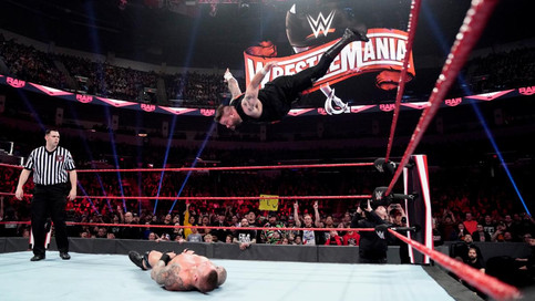 RAW: Kevin Owens vs. Randy Orton en la estelar; ¿Árbitro en el grupo de Seth Rollins? (VIDEO)