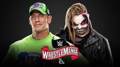 OFICIAL: John Cena y The Fiend a chocar en WrestleMania 36 (VIDEO)