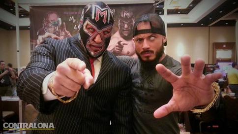 ULTIMA HORA: Ricky Banderas y Mecha Wolf 450 a enfrentarse en el evento Christmas Showdown de CWA