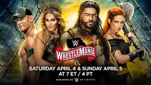 WWE confirma nuevos encuentros para WrestleMania 36