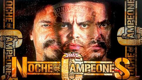 ÚLTIMA HORA: Triple Amenaza entre la Dinastía Colón en WWC Noche de Campeones