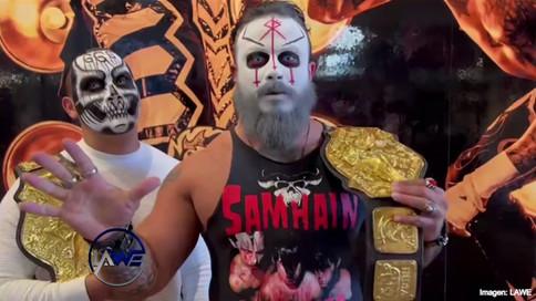 ÚLTIMA HORA: La Rebelión se enfrentará a Los Lucha Brothers en el primer evento de LAWE (VIDEOS)