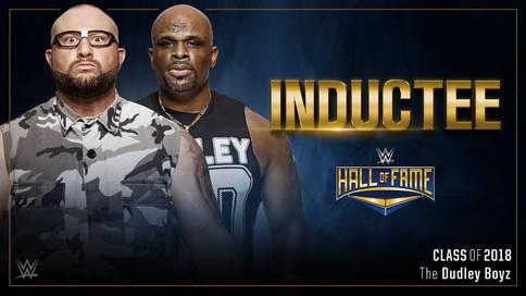 ULTIMA HORA: Dudley Boyz a ser parte del Salón de la Fama 2018 de la WWE (VIDEO)