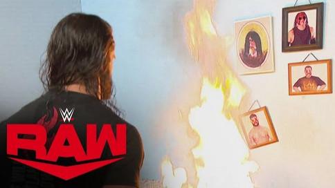 WWE: Rollins quema Firefly Fun House; Todos los cambios de talentos realizados en el Draft (VIDEOS)