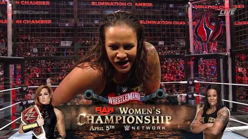 Notas de Elimination Chamber: Baszler gana estelar; NUEVO Campeón Intercontinental; Undertaker hace