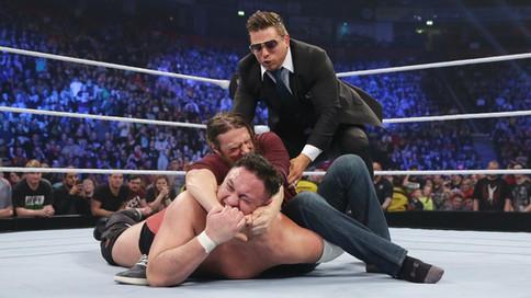 SmackDown LIVE: Bryan y Miz co-capitanes para Survivor Series; Lynch le responde a Rousey y más (VID