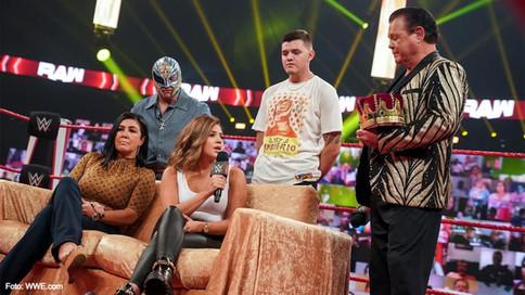 RAW: Problemas entre los Mysterio; Orton y McIntyre aún con cuentas pendientes; Regresa Roode