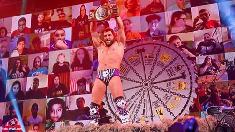 NXT: Destronado el boricua Damian Priest por Johnny Gargano en Halloween Havoc (VIDEO)