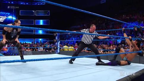 SmackDown LIVE: Corbin canjea su oportunidad titular; Styles pide disculpas a McMahon