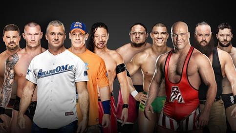 WWE: John Cena es seleccionado como quinto miembro del equipo azul para Survivor Series