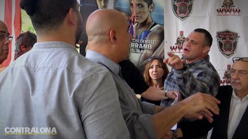 COMUNICADO: Triple W pospone cartelera El Renacer