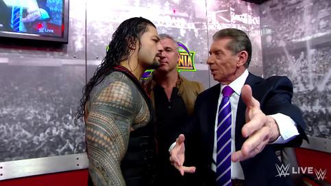 RAW: Reigns suspendido; Cena reta nuevamente a Undertaker; Jax víctima de burla por Bliss y más (VID