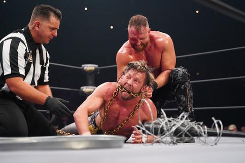 All Elite Wrestling muestra su punto más extremo en FULL GEAR
