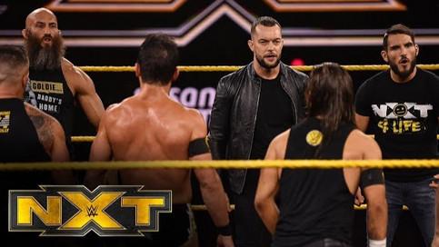 NXT: Bálor ataca a Gargano; Títulos de WWE a ser defendidos; Gallagher vs. Garza y más (VIDEOS)