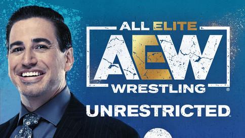 Justin Roberts en el podcast AEW Unrestricted (AUDIO)